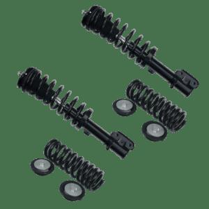 Комплект пружинной подвески (амортизаторы с пружинами) Land Rover Range Rover (L322)